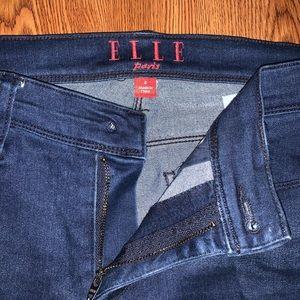 Elle Dark Blue Skinny Jeans from Paris